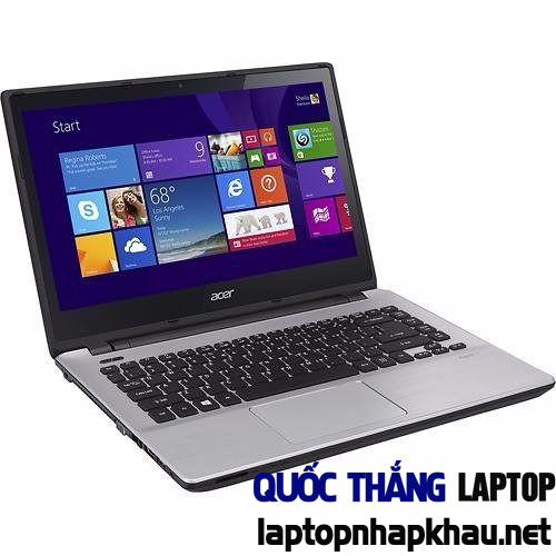 Laptop Acer cũ V3-472 Core I3 nhập khẩu từ Mỹ