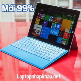 Surface 3 Atom X7 có cover mới 99%